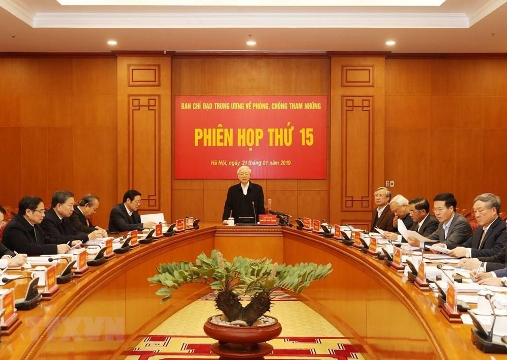 Kỷ luật cán bộ,đảng viên,Tổng bí thư,Chủ tịch nước,Nguyễn Phú Trọng,tham nhũng
