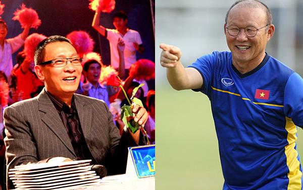 MC Lại Văn Sâm: 'Ông hóm lắm, Park Hang Seo!'