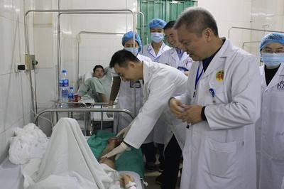 Nam thanh niên định ăn lá ngón tự tử vì lóc xương bất ngờ vì được hồi sinh