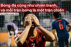 """Nhìn Thái Lan, mới thấy sức mạnh """"vá trời lấp biển"""" của đội tuyển Việt Nam đến từ đâu"""