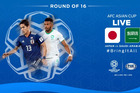 Trực tiếp Nhật Bản vs Saudi Arabia: Cuộc đấu khốc liệt
