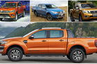 Thuế tăng mạnh xe vẫn ùn ùn về: Ô tô bán tải đón đầu tăng giá