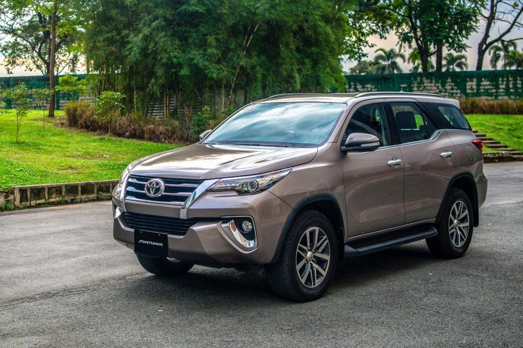 5 mẫu SUV/Crossover được ưa chuộng nhất Việt Nam