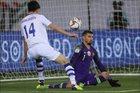 Australia 0-0 Uzbekistan: ĐKVĐ suýt trả giá (H1)