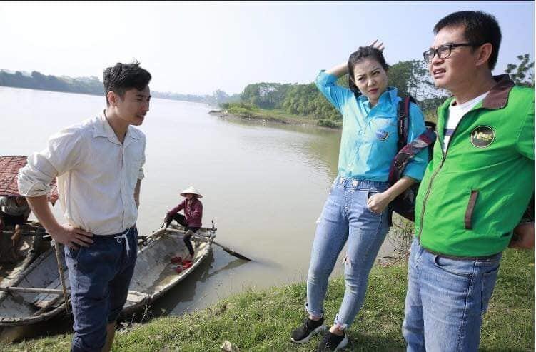 NSND Trung Hiếu,Hài Tết