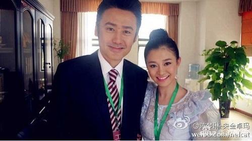 Ngô Tú Ba bị truyền hình cắt sóng vì scandal 'bắt cá nhiều tay'