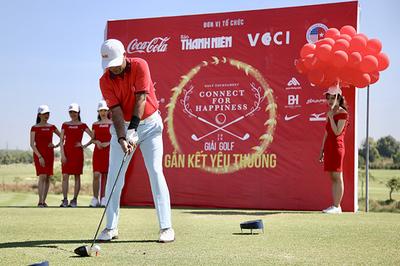 """Giải golf """"Gắn kết yêu thương"""" kết thúc thành công"""