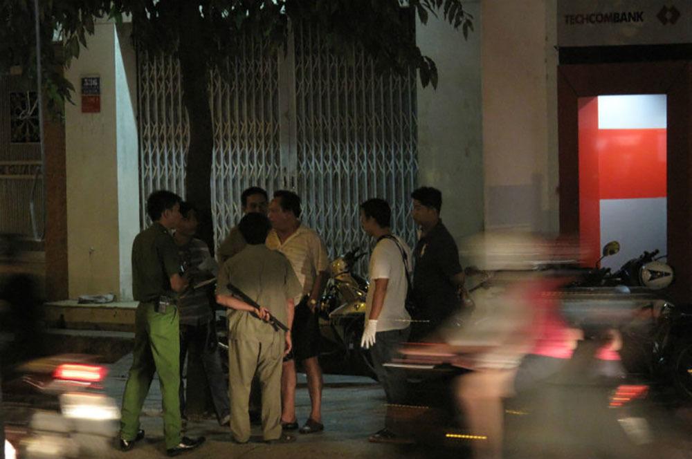 giết người,Sài Gòn