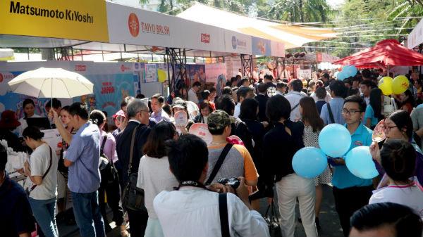 Dàn sao góp mặt ở lễ hội văn hóa Việt - Nhật