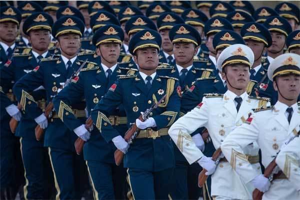 lục quân,quân đội Trung Quốc