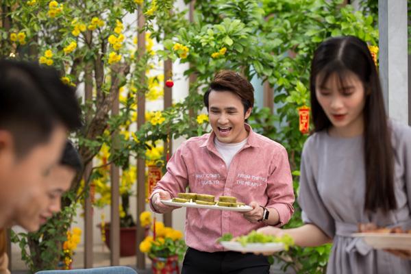 MV 'Bùa ăn' của Huỳnh Lập gây sốt giới trẻ