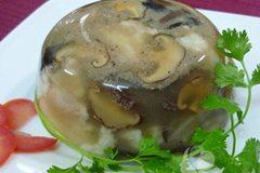 Bí quyết nấu thịt đông chay ngon cho ngày Tết không ngán
