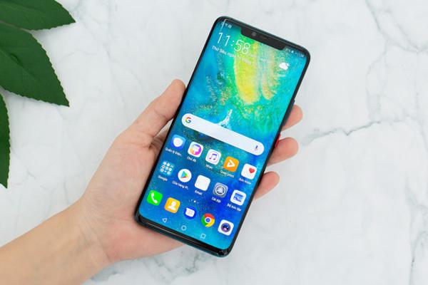 200 triệu smartphone Huawei xuất xưởng trong năm 2018