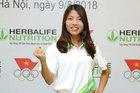 'Cô gái vàng' Thu Thảo đứng đầu nhóm VĐV tiêu biểu 2018