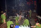 Đột kích vũ trường Oasis, hàng chục nam nữ 'phê' ma túy