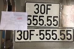 Cận Tết số đỏ: Đăng ký xe trúng ngay biển ngũ quý