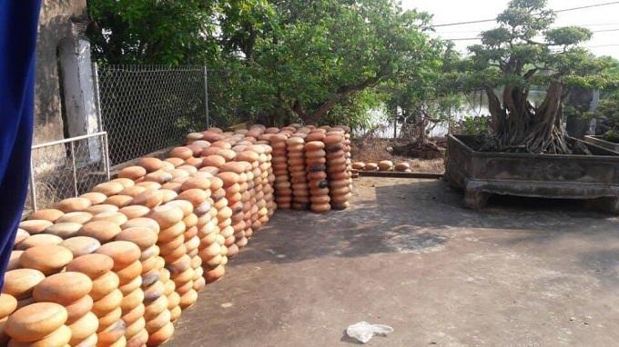 Về ngôi làng tiêu thụ gần 7  tấn cá dịp Tết Nguyên đán