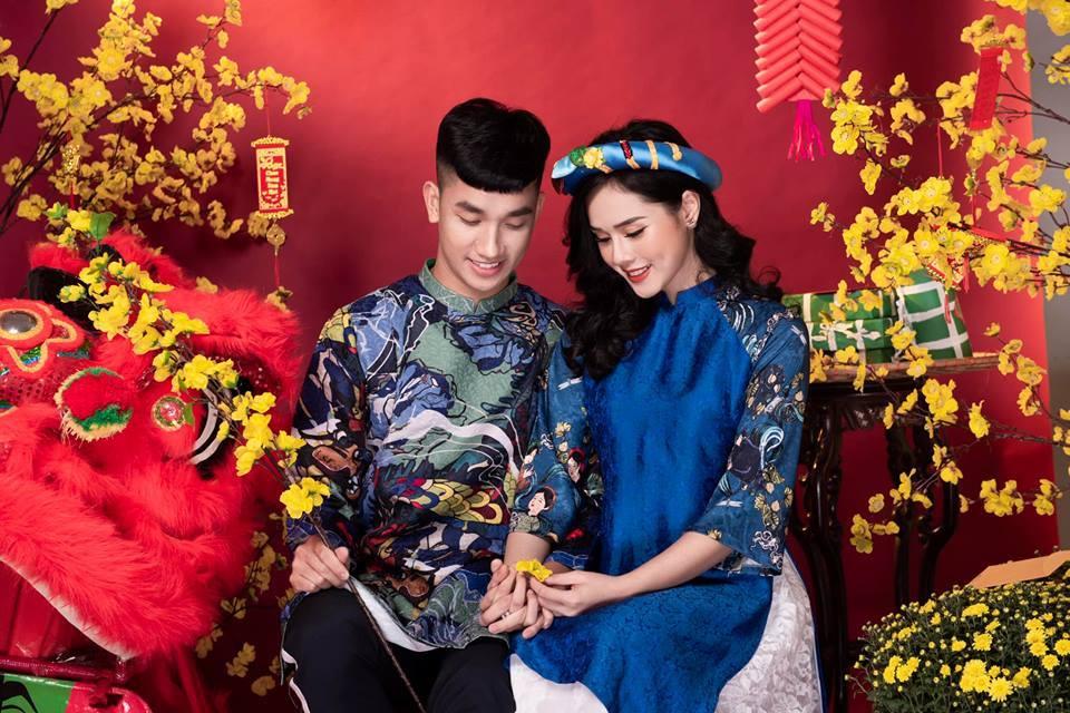 Trọng Đại,Nguyễn Huyền Trang,Hoa hậu