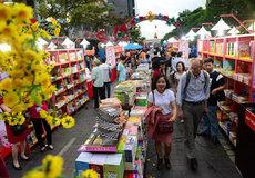 TP.HCM tổ chức lễ hội Đường sách Tết Kỷ Hợi 2019