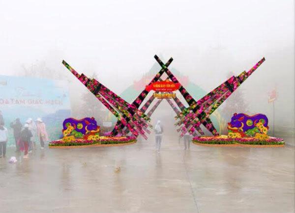 Du xuân, bái Phật tại 'thành phố trong mây' đầu năm mới