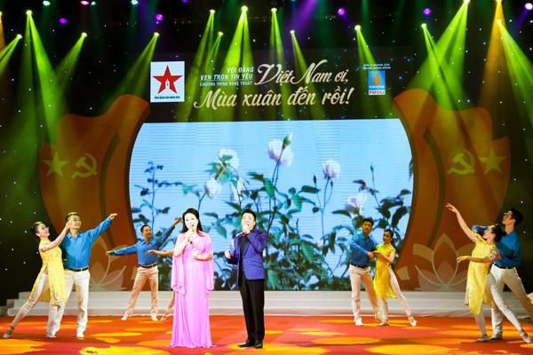 'Việt Nam ơi! Mùa xuân đến rồi'- khúc ca dâng Đảng