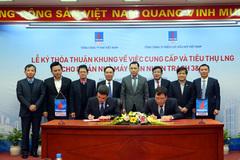 PV GAS cung cấp LNG cho Nhà máy Điện Nhơn Trạch 3&4