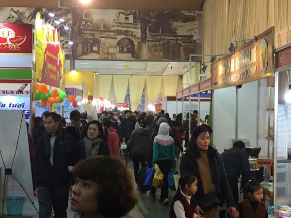 7 ngày Hội chợ Xuân Giảng Võ 2019