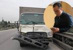 Xe tải tông chết 8 người: Chủ xe rối bời nghe tin tài xế nghiện