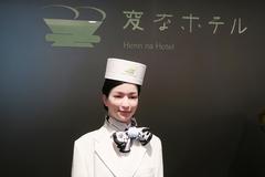 Hàng loạt Robot khách sạn ở Nhật bị sa thải vì phiền toái và vô dụng