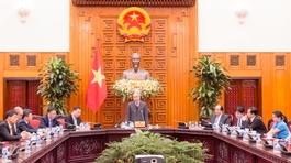 Thủ tướng đồng ý tiếp tục phát triển dự án công nghệ vũ trụ Việt Nam