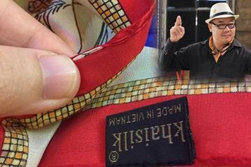 Khaisilk bán lụa Tàu: Tổng cục trưởng cũng không biết đã xử đến đâu
