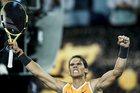 Nadal lần thứ 30 vào bán kết Grand Slam