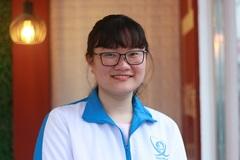 """Nữ sinh VN với cú đúp HCV: """"Đổi mới giáo dục phải mạo hiểm một chút"""""""