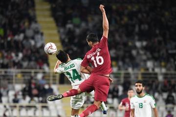 Qatar 0-0 Iraq: Thế trận giằng co (H2)