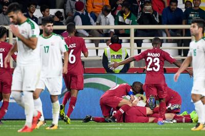 Đả bại Iraq, Qatar chiến Hàn Quốc ở tứ kết Asian Cup