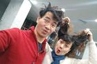 'Dàn Táo' đầu bù tóc rối, thức đêm muộn chuẩn bị cho Táo Quân 2019