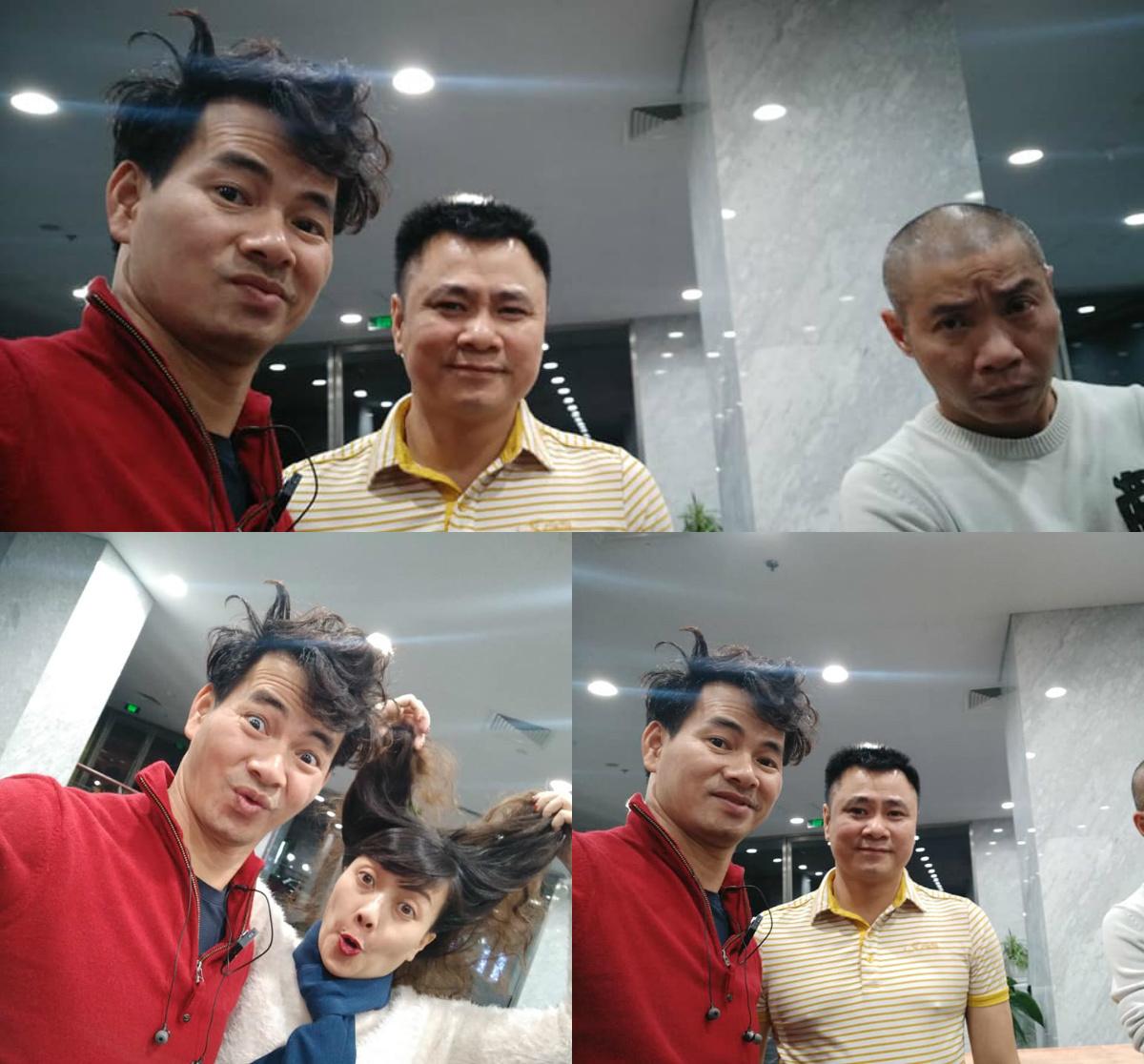 Xuân Bắc,Nhã Phương,Thanh Hằng,Quang Hải,Thúy Ngân