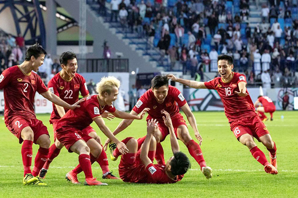 Văn Lâm,Park Hang Seo,Công Phượng,Asian Cup 2019,tuyển Việt Nam