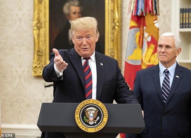 Thượng viện Mỹ đạt thoả thuận tái mở cửa chính phủ