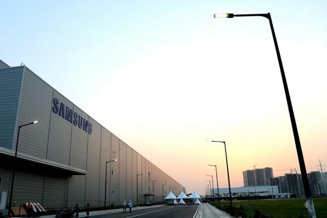 Samsung: 'Smartphone làm ở Ấn Độ khó cạnh tranh với Việt Nam'