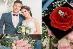 Vợ Quế Ngọc Hải khoe quà kỷ niệm cưới đắt giá từ chồng