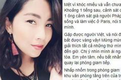 """Bộ Ngoại giao thông tin chính thức vụ công dân Việt Nam """"mắc kẹt ở Paris"""""""
