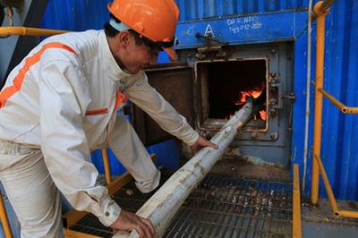 Tái khởi động phân xưởng điện hơi Bio Ethanol Dung Quất