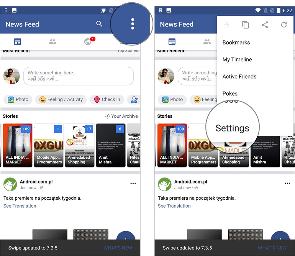 Cách vô hiệu hóa Facebook Stories trên iPhone, iPad và Android