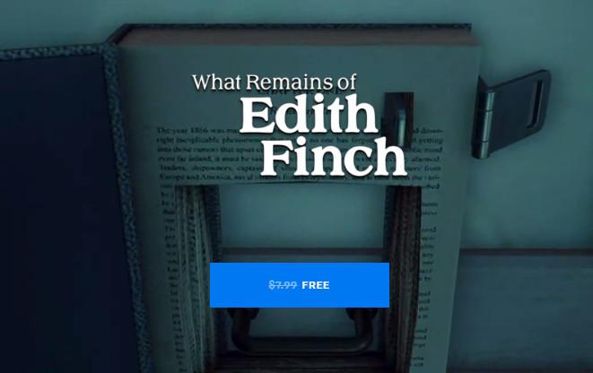 Game hay chơi Tết: What Remains of Edith Finch miễn phí đến 24/1
