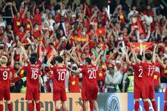 Vũ khí bí mật giúp tuyển Việt Nam thăng hoa tại Asian Cup