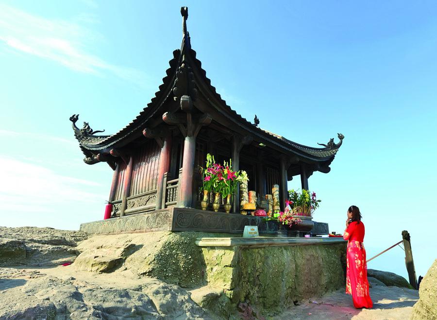 Khám phá vùng đất thiêng Tây Yên Tử
