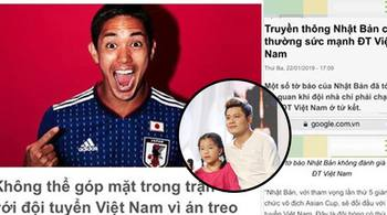 Tuyển VN bị đội Nhật 'khinh thường' khiến sao Việt bức xúc đáp trả