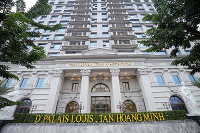 Vị trí đắc địa - lợi thế 'vàng' của D'. Palais Louis