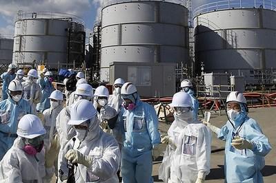 Nhật Bản phát hiện bé gái có thể nhiễm phóng xạ nặng